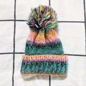 Volcom Colourful Knit Hat